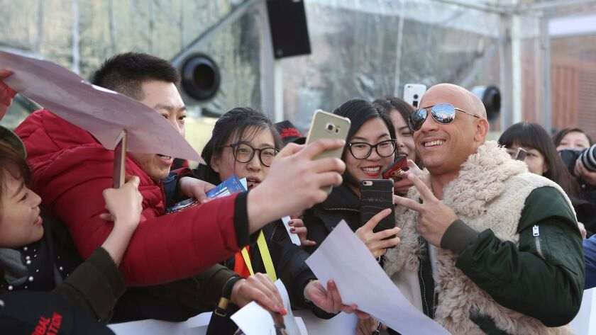 The surprising success of 'xXx' sequel in China offers ...
