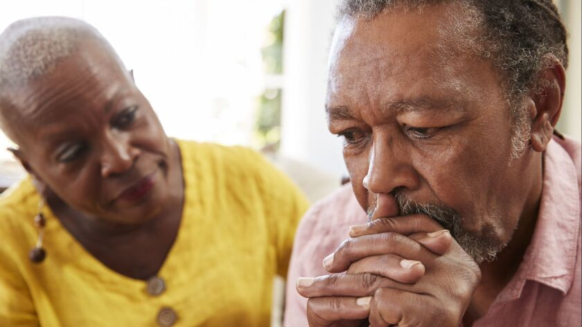Alzheimer's disease progresses in stages -- mild to moderate and severe -- and caregivers need to be prepared for each one.