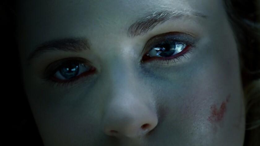 """Evan Rachel Wood in """"Westworld."""""""