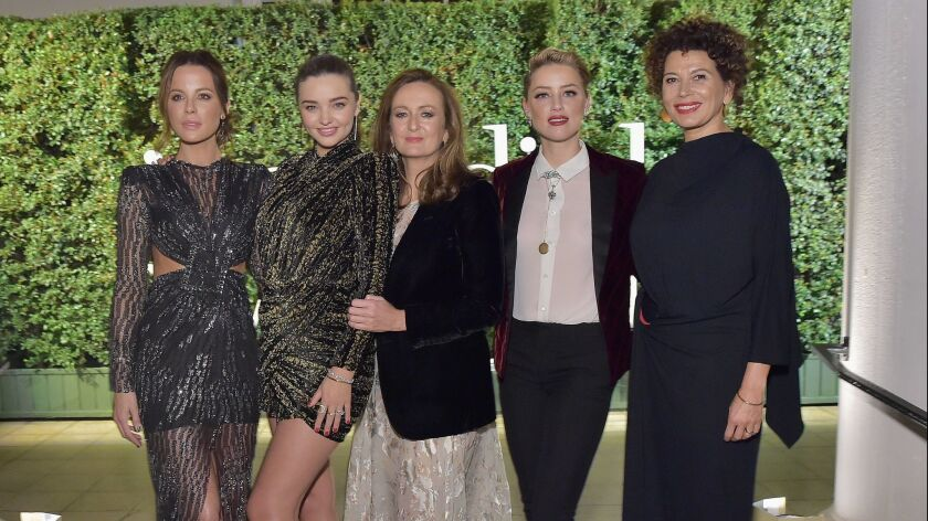PORTER Incredible Women Gala 2018