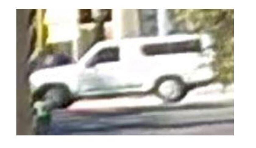White truck involved in Mira Mesa hit and run