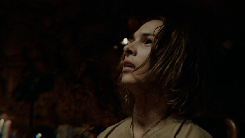 """Frank Dillane in a scene from """"Astral."""" Credit Vertical Entertainment"""