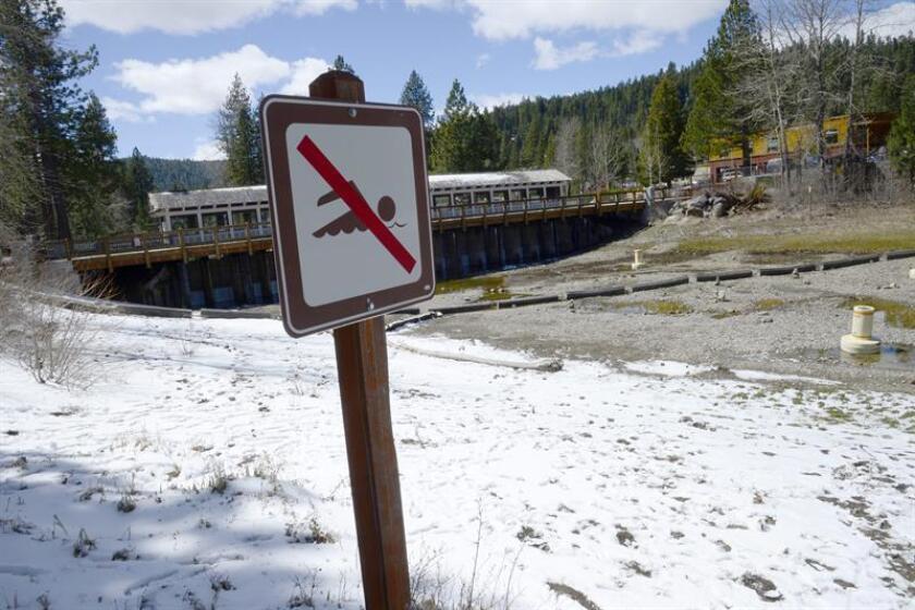 La sequía se ha intensificado en los últimos meses en los estados del oeste estadounidense y ya afecta a casi todo el territorio de Colorado, Utah, Arizona y Nuevo México, según reveló un informe difundido hoy por el Centro de Monitoreo de Sequías (USDM, sus siglas en inglés). EFE/ARCHIVO