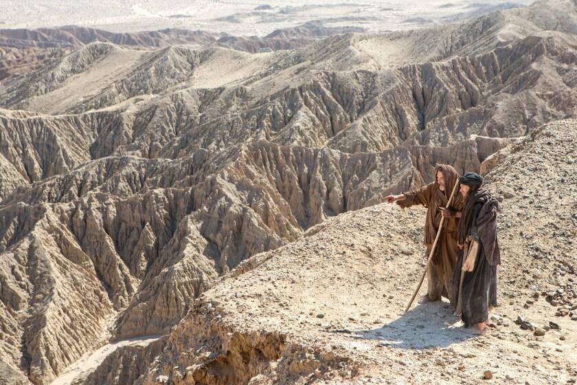 'Last Days in the Desert'