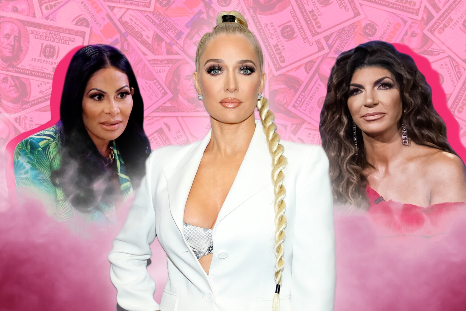 How 'The Real Housewives' glam arms race gets its cast into hot water