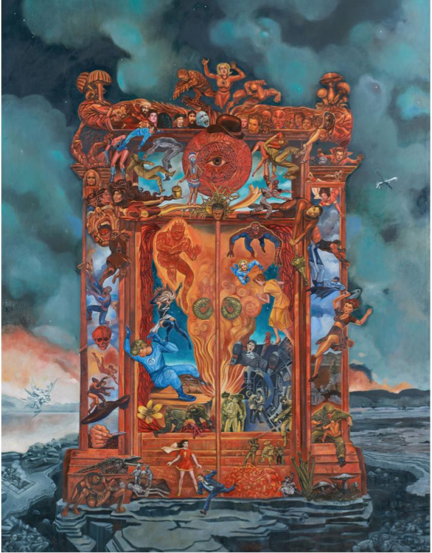 gates of heck
