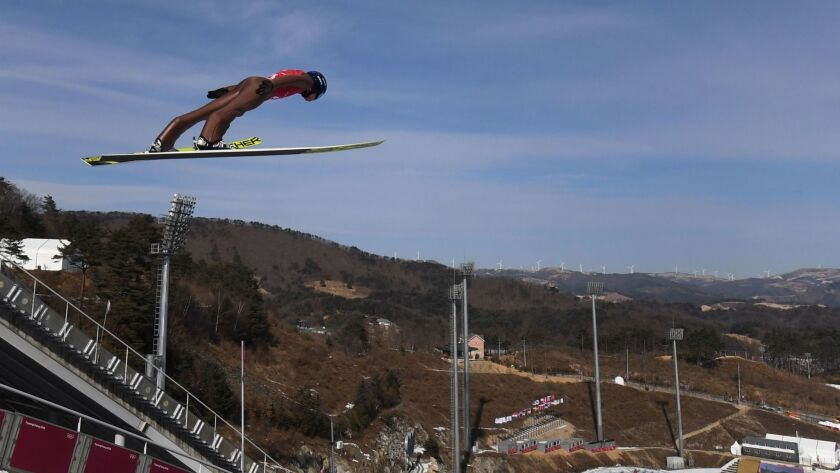OLY-2018-PYEONGCHANG-SKI-JUMPING