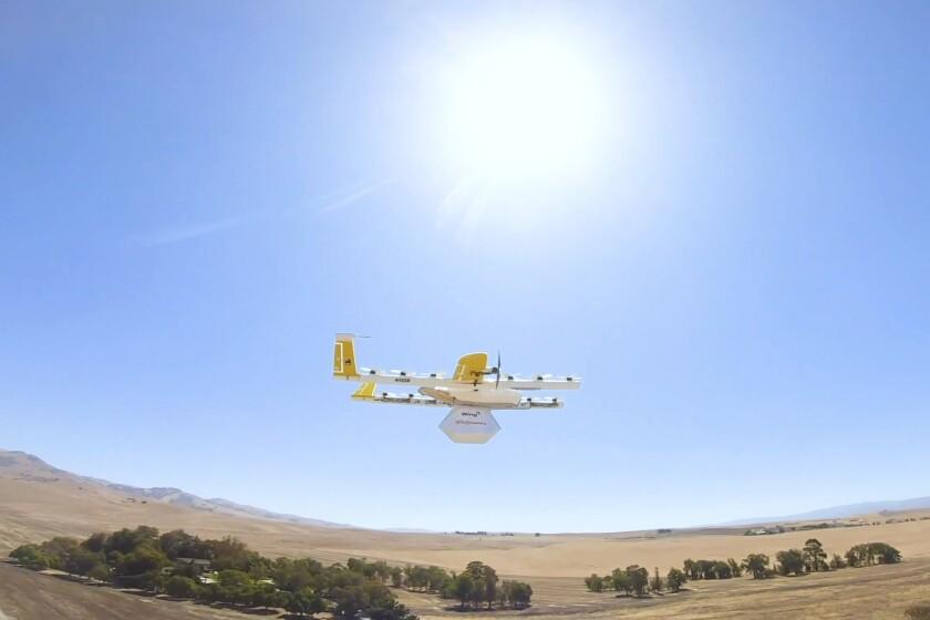 Walgreens Drone Test