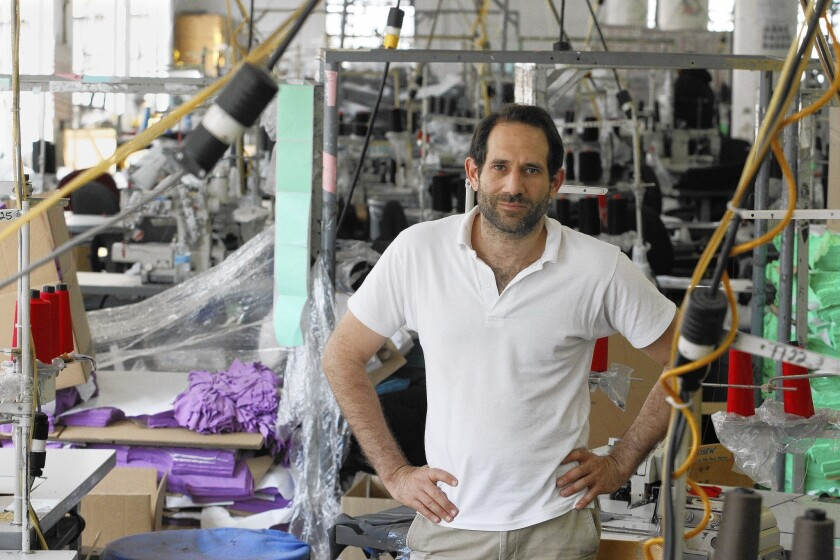 Ousted American Apparel CEO Dov Charney revealed Monday that he paid $19.6 million for 27.4 million shares of the retailer's stock.