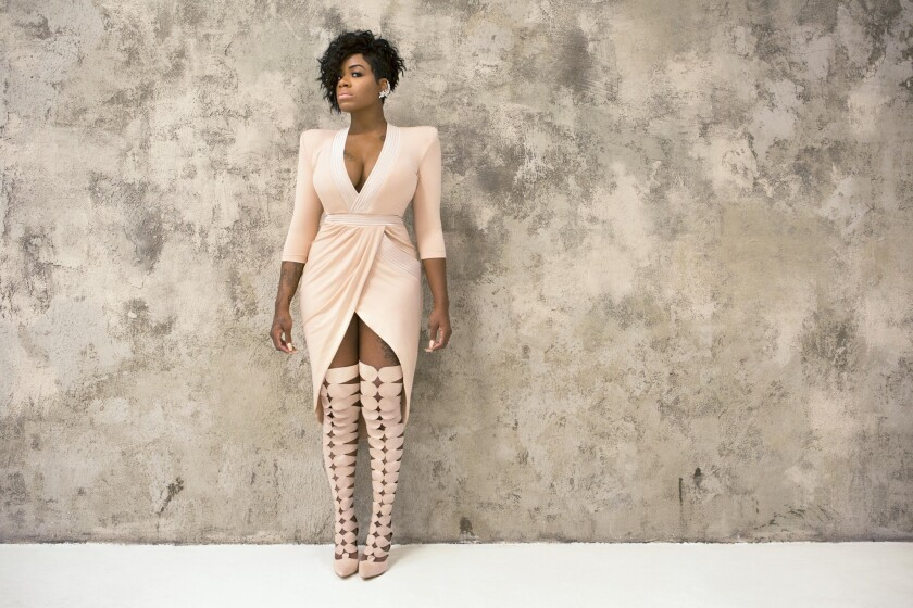 "Fantasia has returned with her new album, ""The Definition Of ..."""