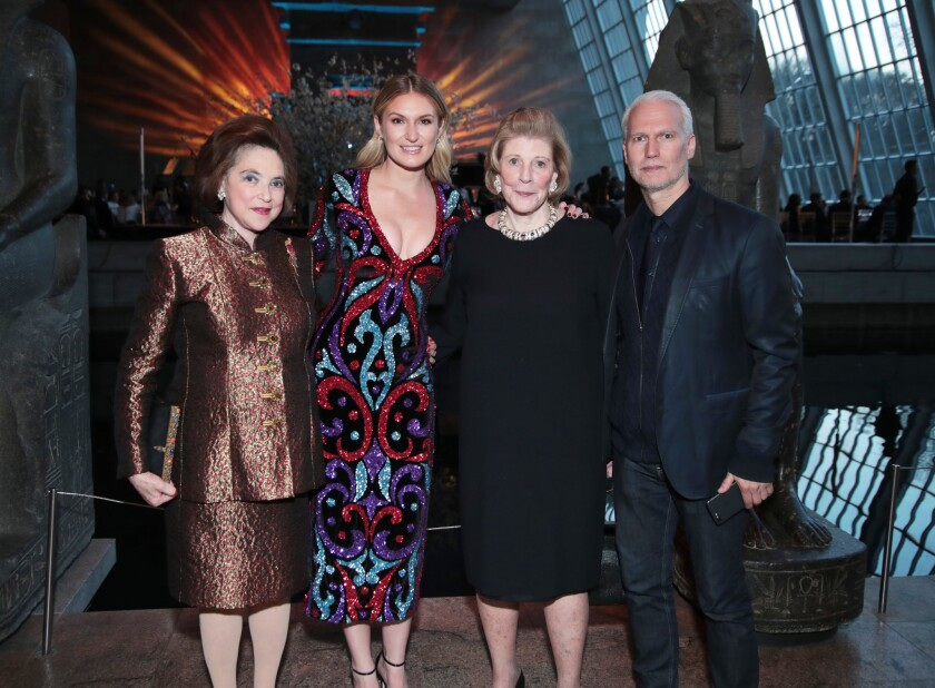 National YoungArts Foundation New York Gala Presented In Collaboration With Max Mara