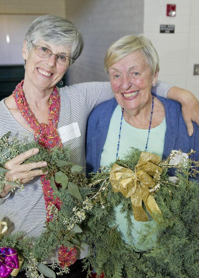 RSF Garden Club presents Holiday Wreath-Making event