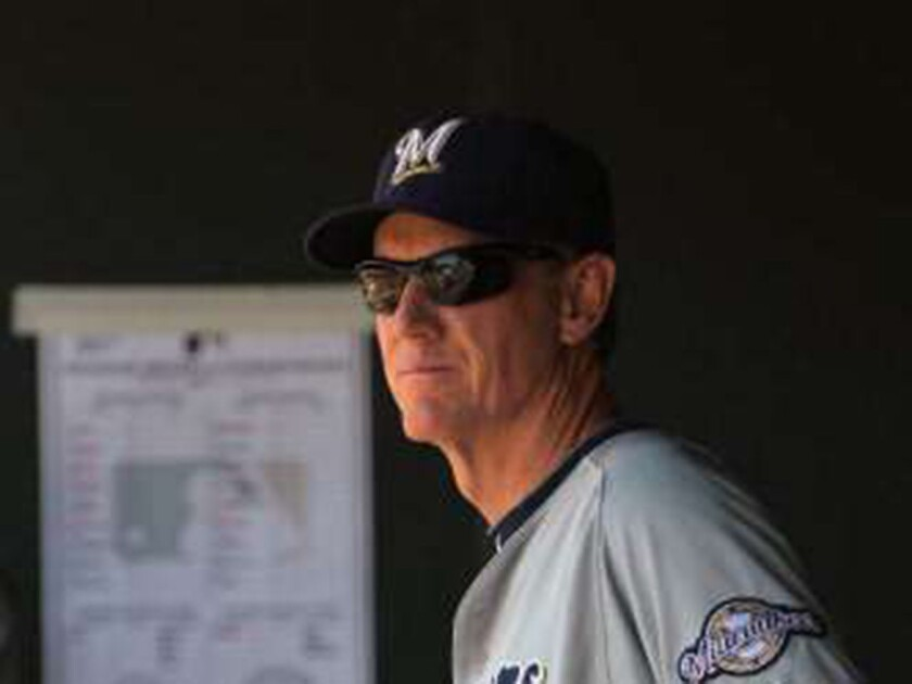 The Dodgers have hired Ron Roenicke to replace Lorenzo Bundy as the team's third base coach.