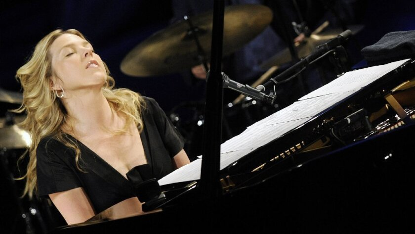 Diana Krall is back in 2017 with a new tour, album and return to jazz.