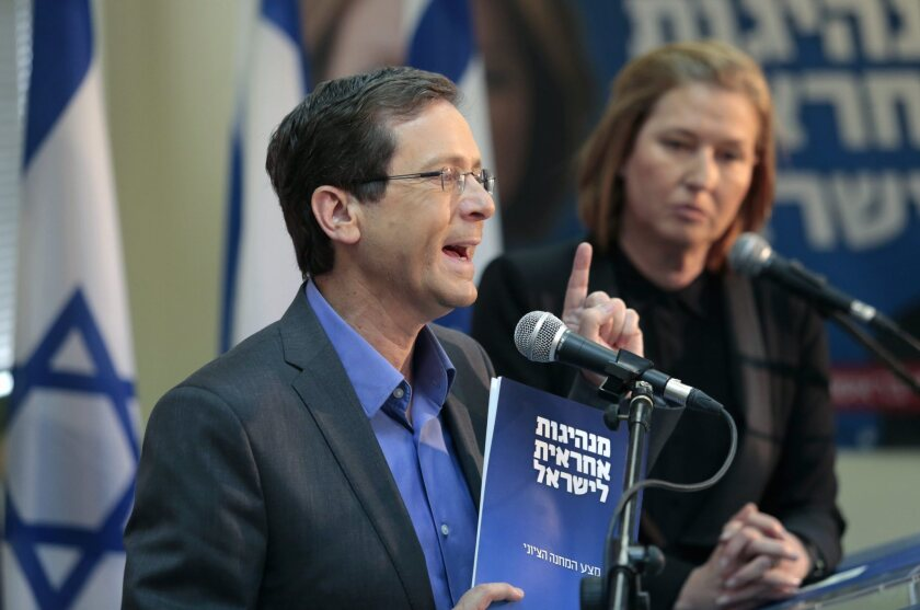 Isaac Herzog, leader of Israel's opposition party and a major rival of Prime Minister Benjamin Netanyahu, has spoken out against the Iran deal.
