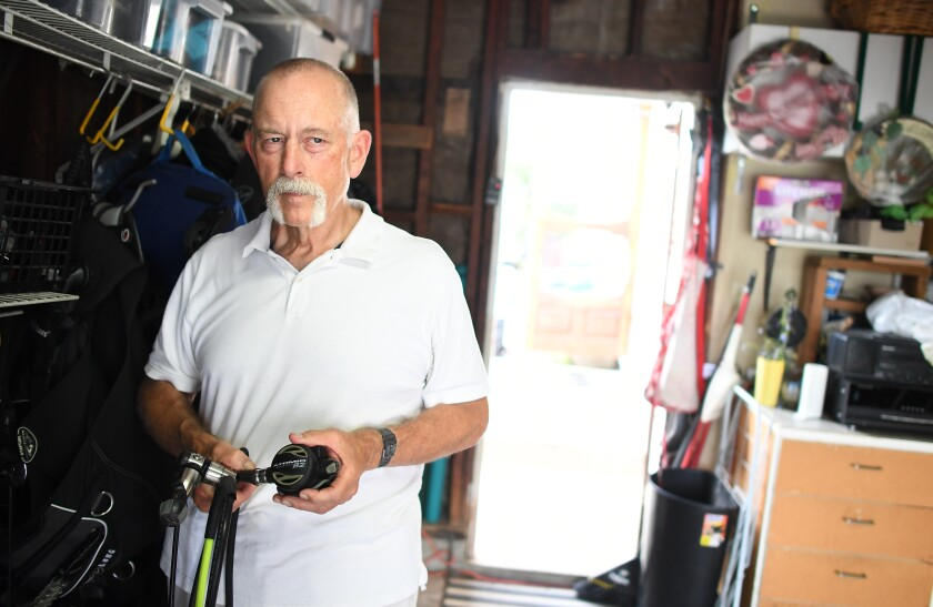 Longtime diver canceled trip aboard Conception just weeks before boat fire