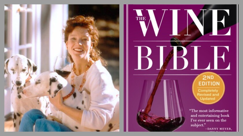"""Karen MacNeil updates her bestselling book """"The Wine Bible"""" 10 years after its publication."""
