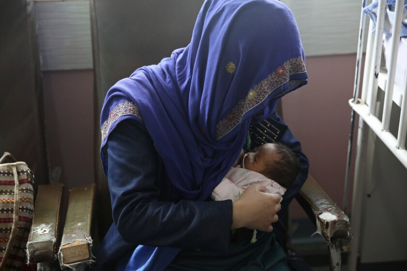 24 People Killed, Including Mothers and Newborn Babies, in Militant Attack on Maternity Ward in Afghanistan