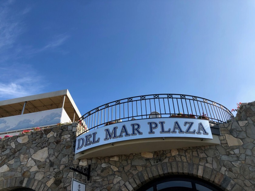 Businesses everywhere, including the Del Mar Plaza, are being impacted by the need for people to self-quarantine due to the coronavirus outbreak.