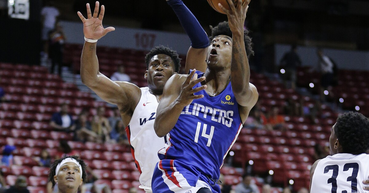 Clippers rookie Terance Mann continues to evolve as a point guard