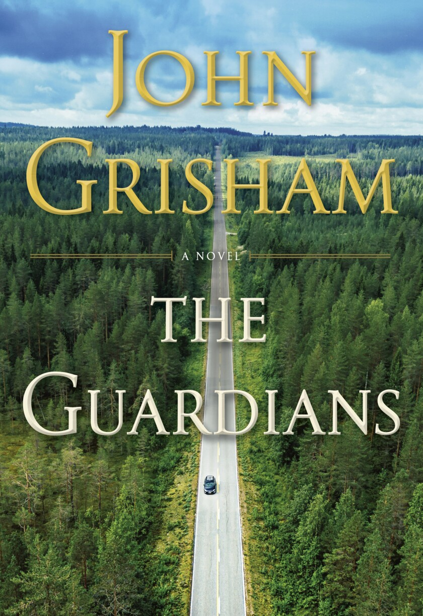 Book Review - The Guardians