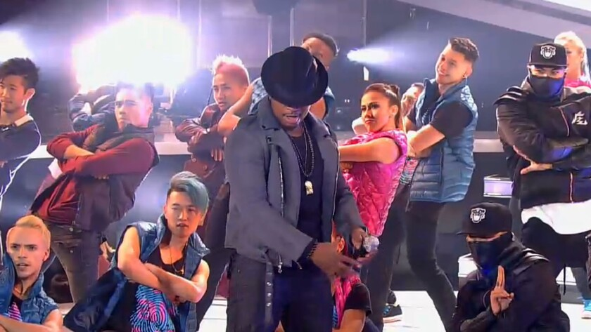 Ne-Yo on 'America's Best Dance Crew'