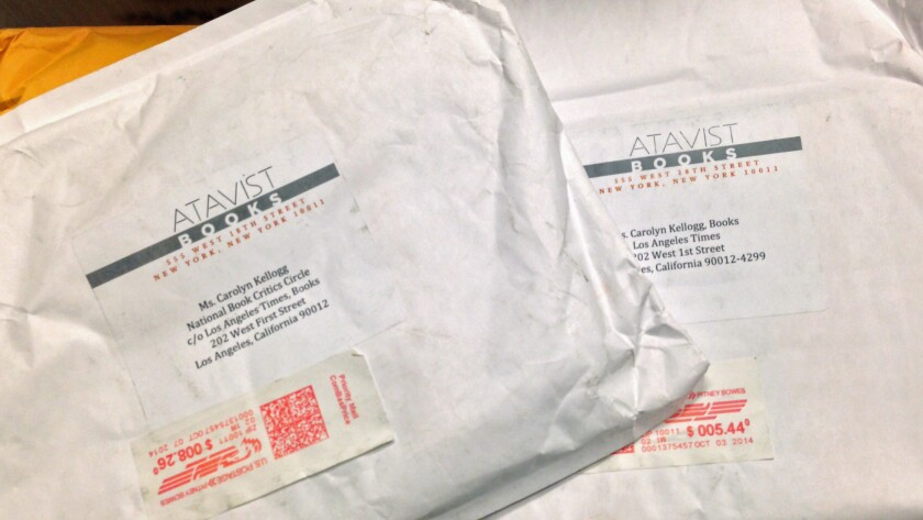 Packages are still arriving from Atavist Books, which has announced it will close.