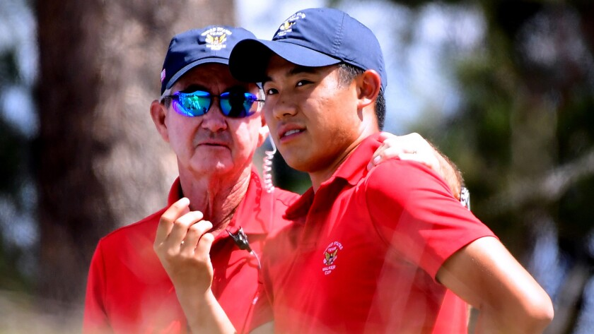 2017 Walker Cup - Day One