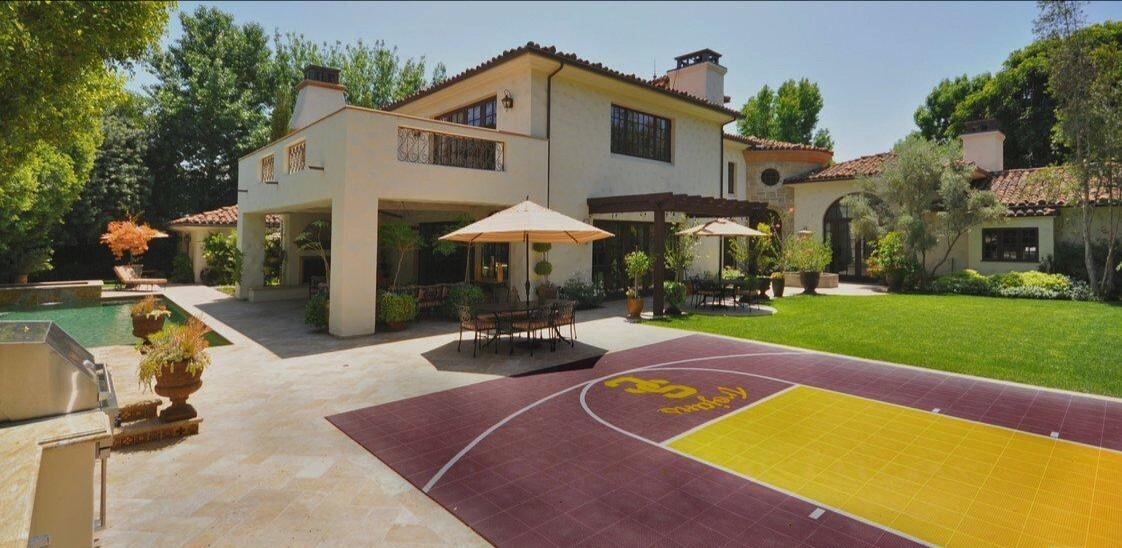 Ziggy Marley's Toluca Lake estate | Hot Property