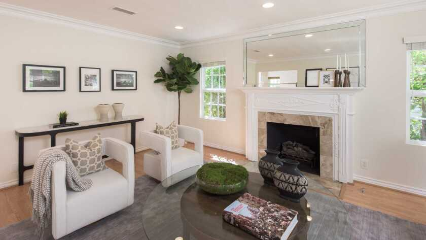 Pierce Brosnan's Santa Monica home | Hot Property