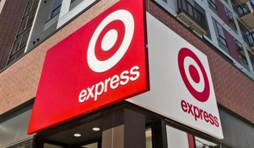 Target plans to open its sixth small-format TargetExpress store in San Diego's South Park neighborhood next July.