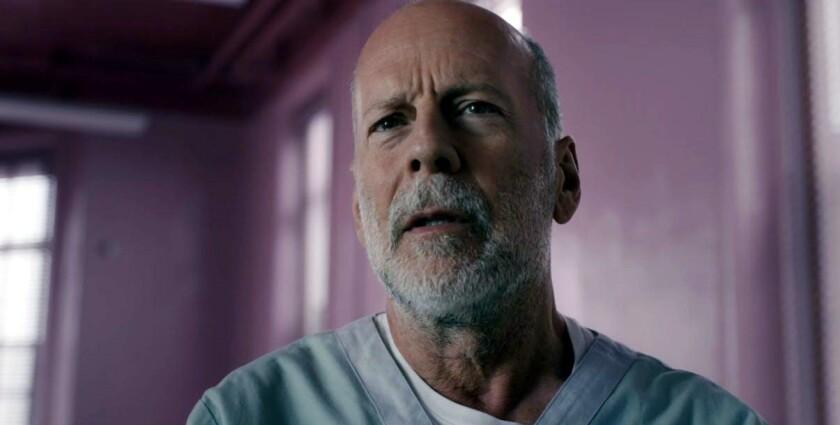 Bruce Willis vuelve a ponerse en la piel de su personaje del 2000.