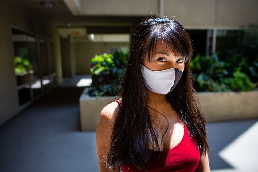 Une demande de porter des masques a-t-elle provoqué cette réaction raciste?