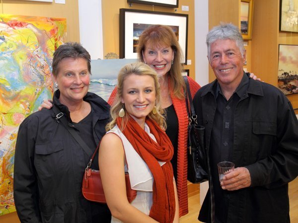 Cathe Grawin, Sophia Stephens, Carolyn Grawin, Mike McClure
