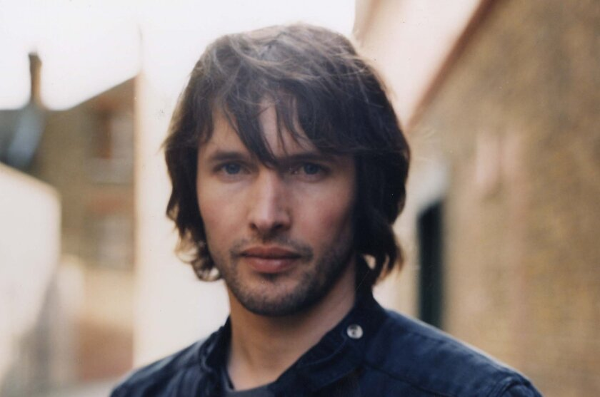 James Blunt Rips You Re Beautiful Not First Star To Call Own Song Annoying The San Diego Union Tribune