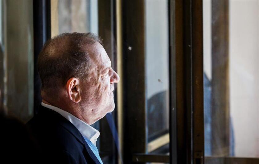 Fotografía del productor de Hollywood Harvey Weinstein. EFE/Archivo
