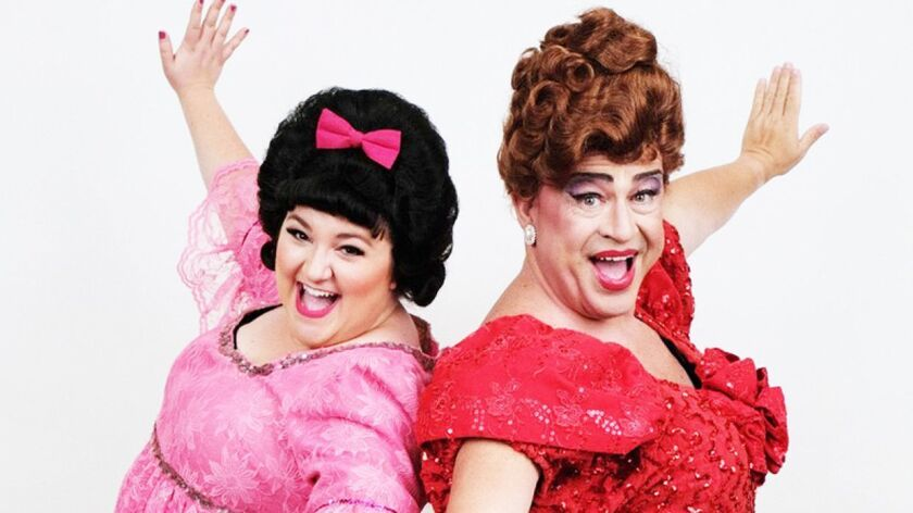 Hairspray Opens Friday At San Diego Musical Theatre