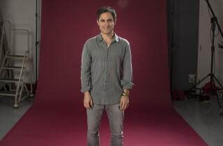Gael Garcia Bernal talks 'Mozart in the Jungle'