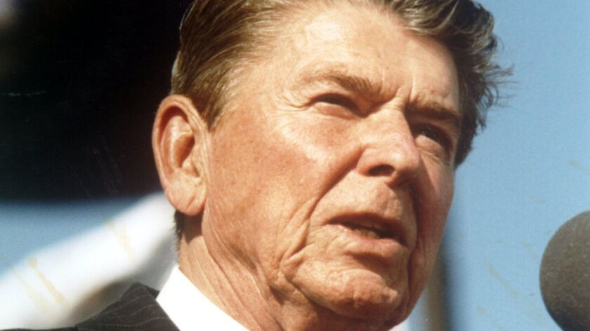 The skepticism toward science that has driven President Trump's coronavirus response is part of a conservative tradition dating back to President Reagan.