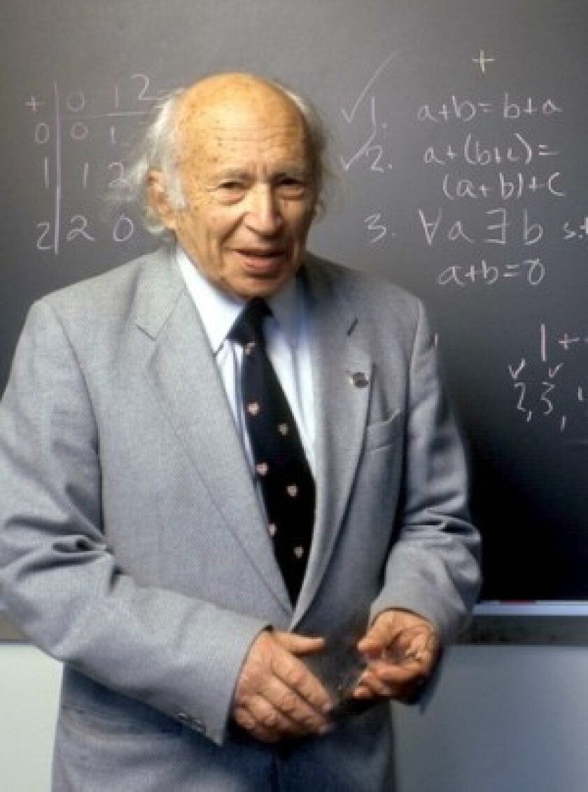 Israel Gelfand was also an inspiring teacher. He taught at Rutgers University and in Moscow.