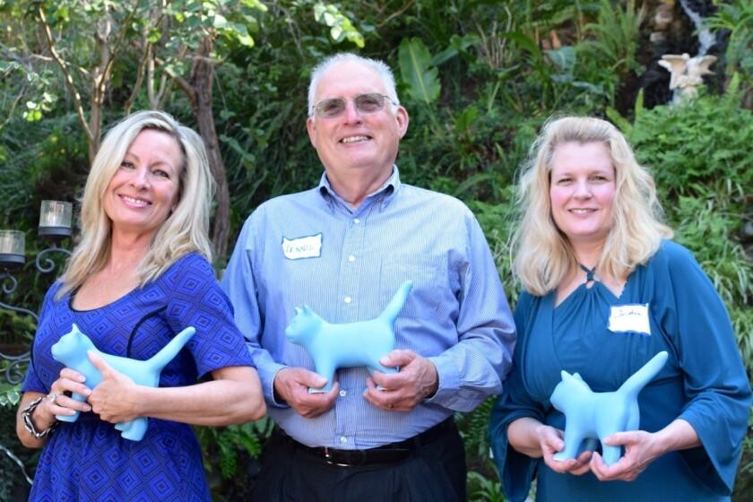 Blue Bell Foundation volunteers