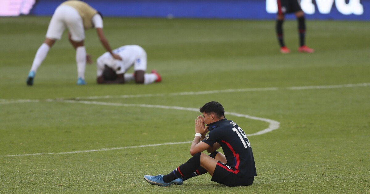 U.S. men's soccer fails to qualify for Tokyo Olympics – Los Angeles Times
