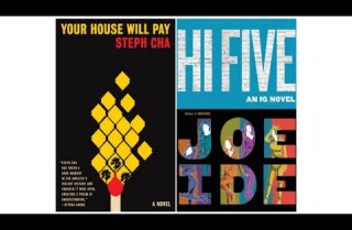 Steph Cha and Joe Ide talk live with the Los Angeles Times Book Club