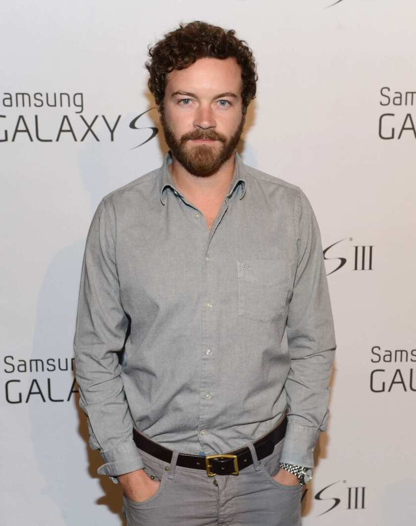 """Actor Danny Masterson says a lawsuit brought by four women who accused him of sexual misconduct is """"beyond ridiculous."""""""