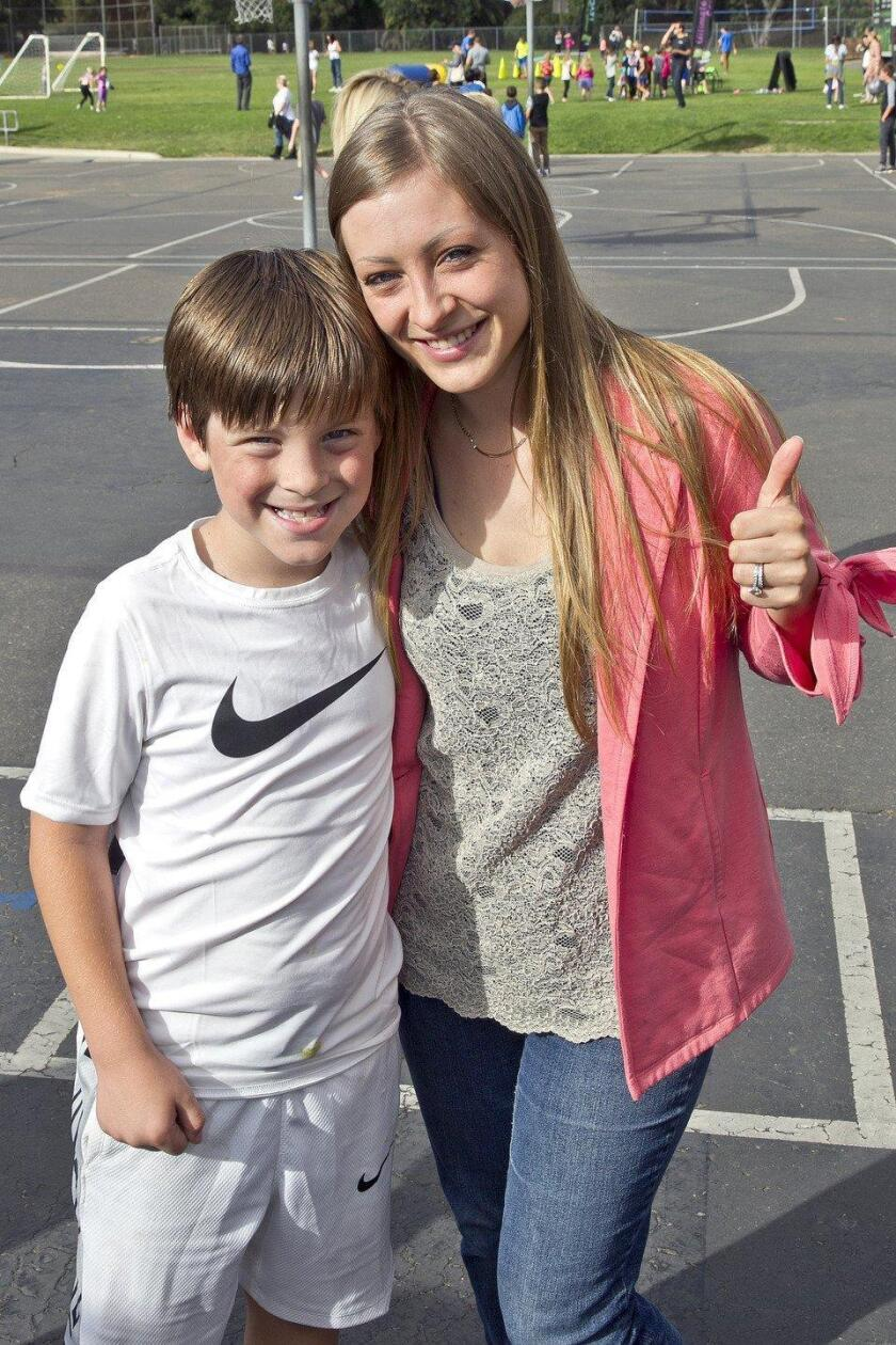 Kyen and Amanda Henry