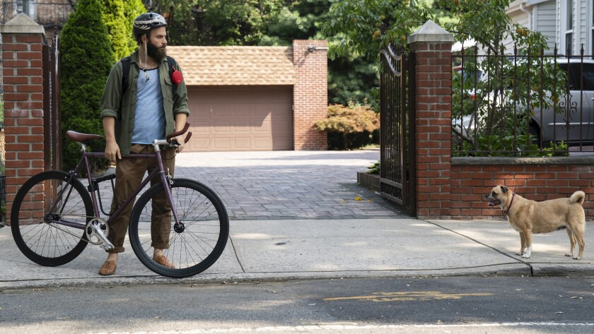 """Ben Sinclair in """"High Maintenance"""" on HBO."""
