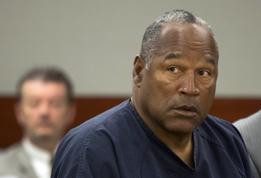 O.J. Simpson granted some parole but will remain behind bars for now