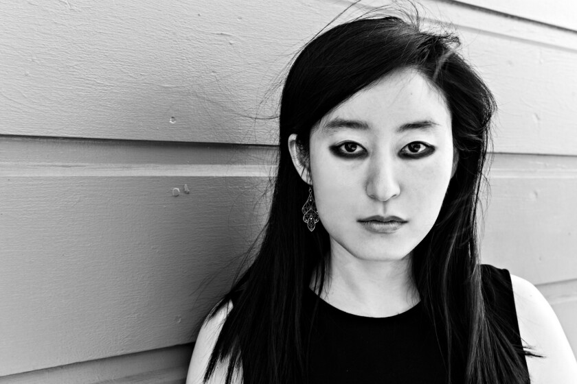 "R.O. Kwon, author of the book ""The Incendiaries"""