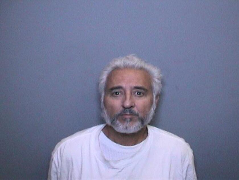 Anthony Thomas Garcia, 62, is accused of killing Abelardo Estacion, 81 in 2015 in Newport Beach.