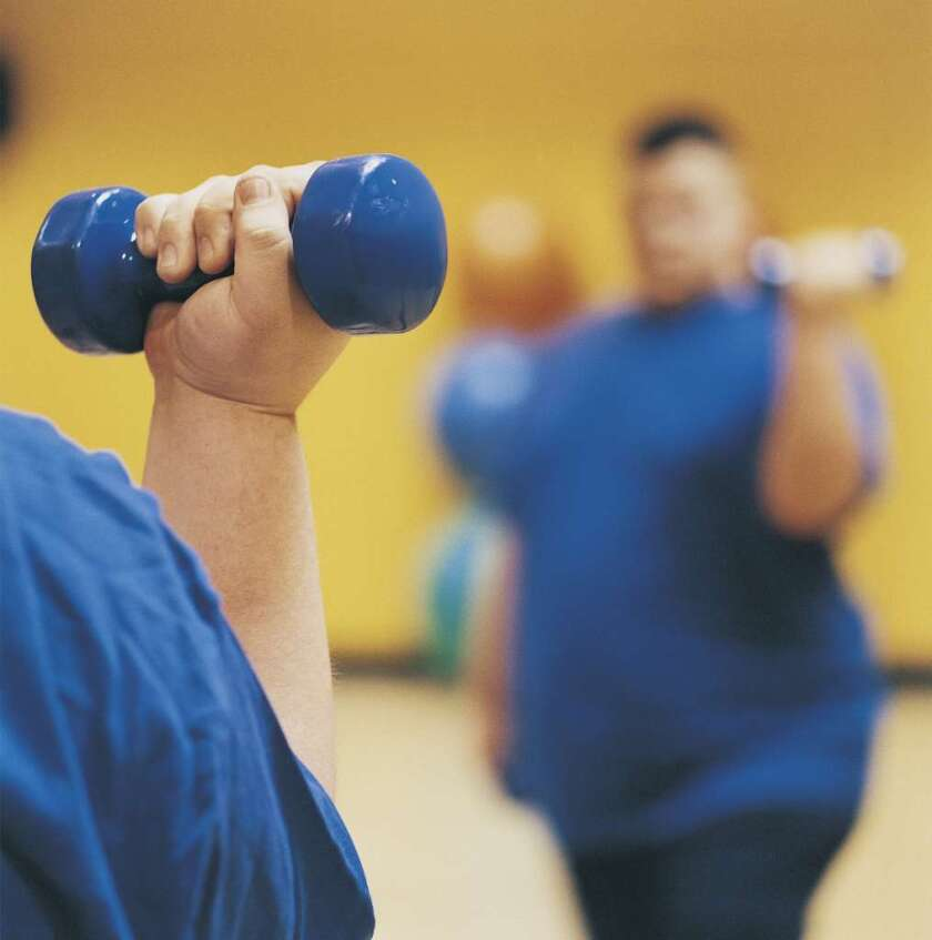 More curls and less couch time would help change our sedentary profile, says new study from the Mayo Clinic.